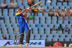 Sri Lankan batsman Mahela Jayawardene Royalty Free Stock Photo