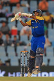 Sri Lankan batsman Mahela Jayawardene Royalty Free Stock Photos