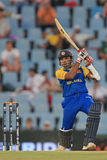 Sri Lankan batsman Mahela Jayawardene Stock Image