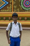 Sri Lankan boy Stock Image