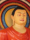 Sri Lankan Buddha Stockfotografie