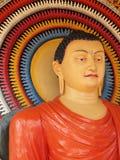 Sri Lankan Buddha stockfoto