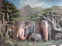 Sri lankan 3D art Royalty Free Stock Photos