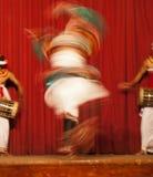 Sri Lankan dancer abstract Stock Photos