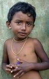Sri Lankan girl Royalty Free Stock Photo