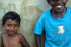 Sri Lankan girl Royalty Free Stock Images