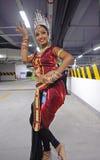 Sri Lankan girl Royalty Free Stock Photography
