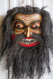 Sri Lankan handmade masks Stock Images