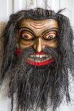 Sri Lankan handmade masks Stock Images