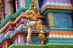 Sri Lankan hindu temple Stock Image