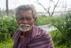 Sri Lankan Mann Lizenzfreies Stockbild