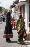 Sri Lankan people Royalty Free Stock Image