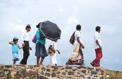 Sri Lankan people Royalty Free Stock Images
