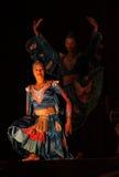 Sri Lankas traditional dance Stock Photography