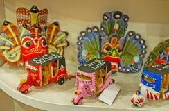 Sri Lankan souvenirs Stock Photos