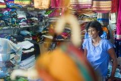 Sri Lankan tailor Royalty Free Stock Images
