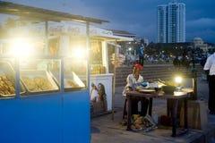 Sri Lankan trader Royalty Free Stock Images
