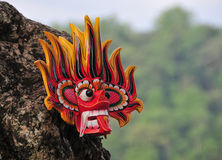 Sri Lankan traditional mask Royalty Free Stock Photo
