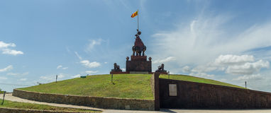 Sri Lankan War Monument Royalty Free Stock Photography