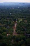 Sri Lankan Wetland Royalty Free Stock Photos
