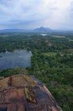 Sri Lankan Wetland Stock Image