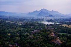 Sri Lankan Wetland Royalty Free Stock Photo