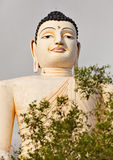 Sri Lankas landmark - large Buddha statue in Bentota Stock Images