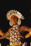 Sri Lankas traditional dance Stock Photos