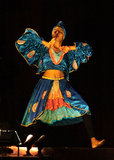 Sri Lankas traditional dance Stock Image
