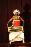 Sri Lankas traditionell dans Arkivfoton