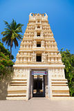 Sri Llakshmiramana Swamy temple Stock Image