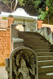 sri maha bodhi anuradhapura 3 Стоковые Фотографии RF