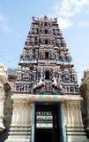 Sri Maha Mahariamman Temple i Kuala Lumpur, Malaysia fotografering för bildbyråer