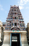 Sri Maha Mahariamman Temple in Kuala Lumpur, Malesia immagine stock