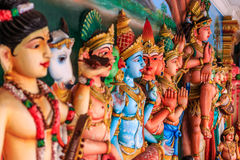 Sri Maha Mariaman Temple Stock Images