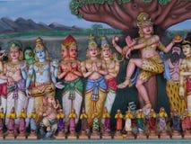 Sri Maha Mariamman hindu temple Royalty Free Stock Photo