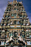Sri Maha Mariamman Temple Stock Photography