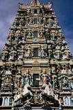 Sri Maha Mariamman Temple Stock Fotografie