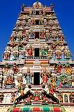 Sri Maha Mariamman Temple Stock Foto