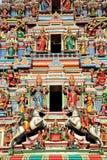 Sri Maha Mariamman Temple fotografering för bildbyråer