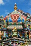 Sri Maha Mariamman Temple in Bangkok stock afbeelding