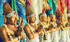 Sri Mahamariamman Hindu temple Royalty Free Stock Image
