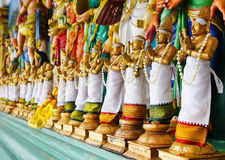 Sri Mahamariamman Hindu temple Royalty Free Stock Photo