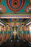 Sri Mahamariamman indiertempel arkivbilder