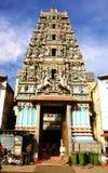 Sri Mahamariamman Tempel Stockfotografie