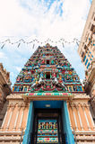 Sri Mahamariamman tempel royaltyfri foto