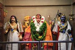 Sri Mahamariamman Tempel Lizenzfreies Stockbild