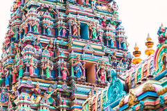 Sri Mahamariamman Temple Stock Photography