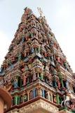 Sri Mahamariamman Temple, the oldest and richest H. Indu temple in Kuala Lumpur, Malaysia Stock Photos