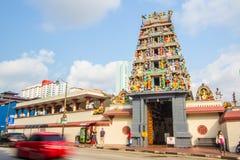 Sri Mariamman stock afbeeldingen